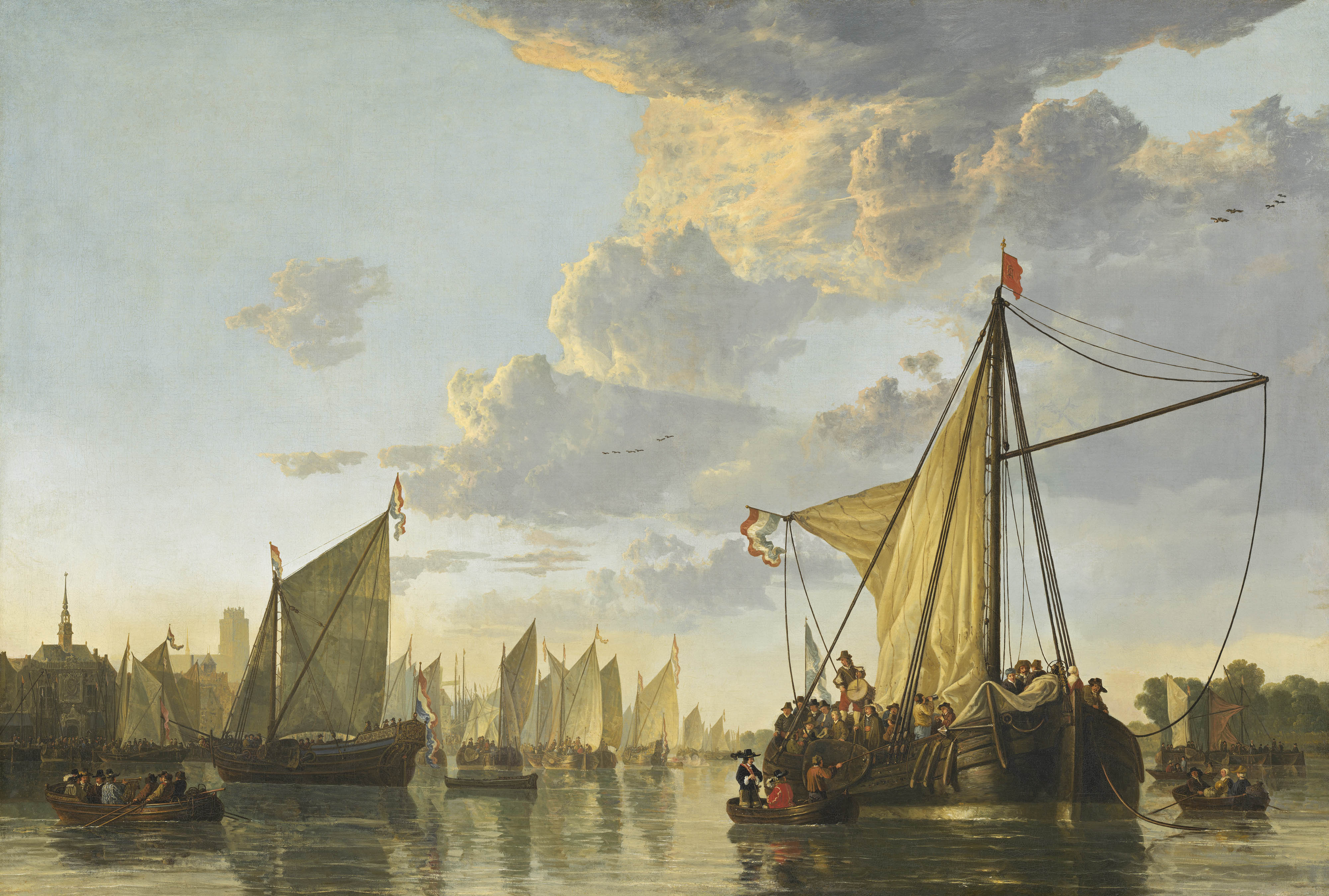 Major Aelbert Cuyp Exhibition in the Netherlands – September 2020