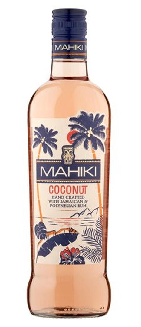 Mahiki – coconut rum – taste of the Islands