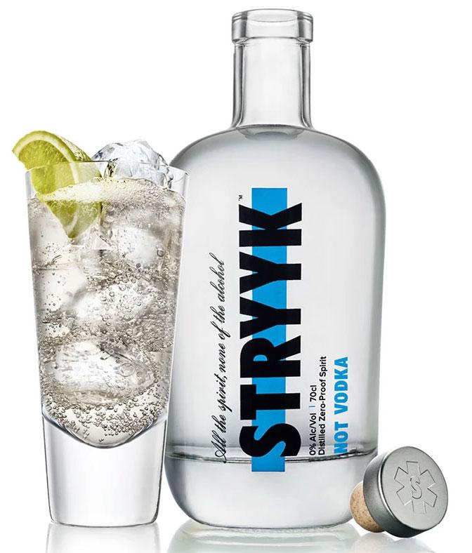 STRYYK – Not Vodka