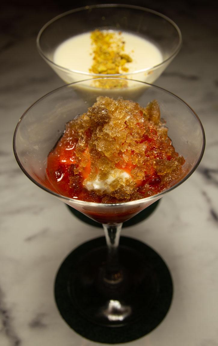 Kensington melia desserts