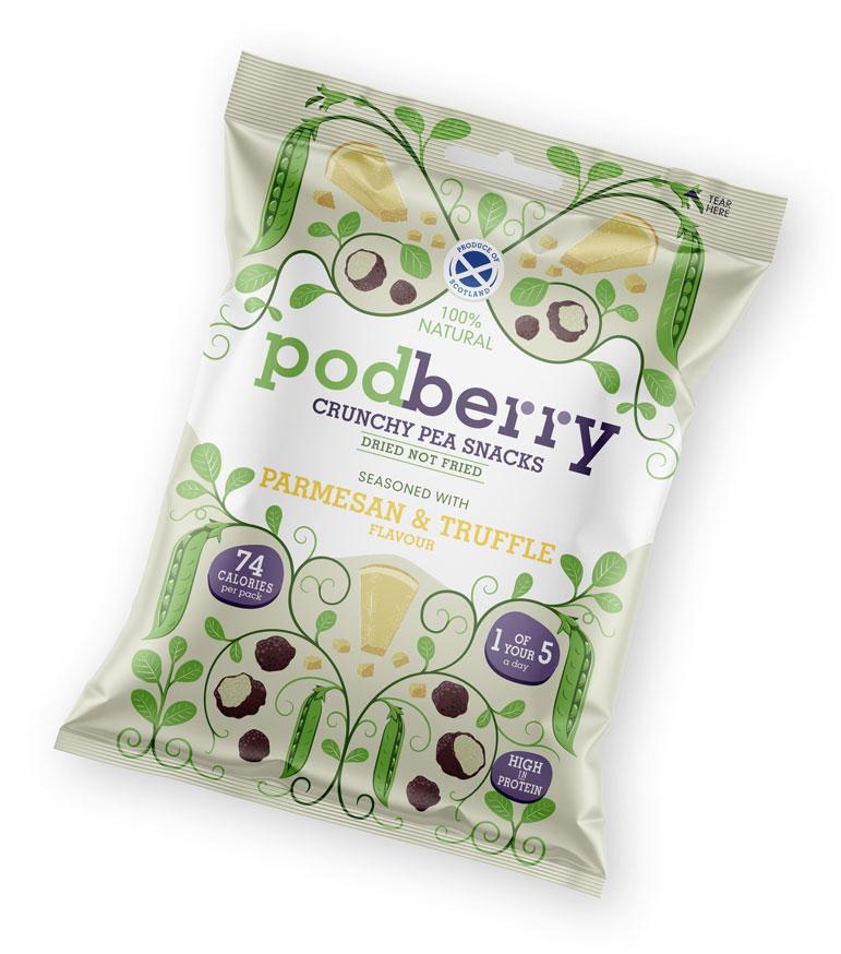 Podberry Peas