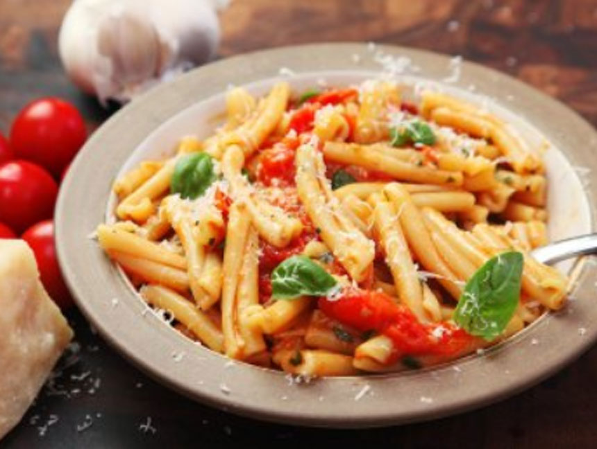 Pasta Salad with Sweet Vinaigrette