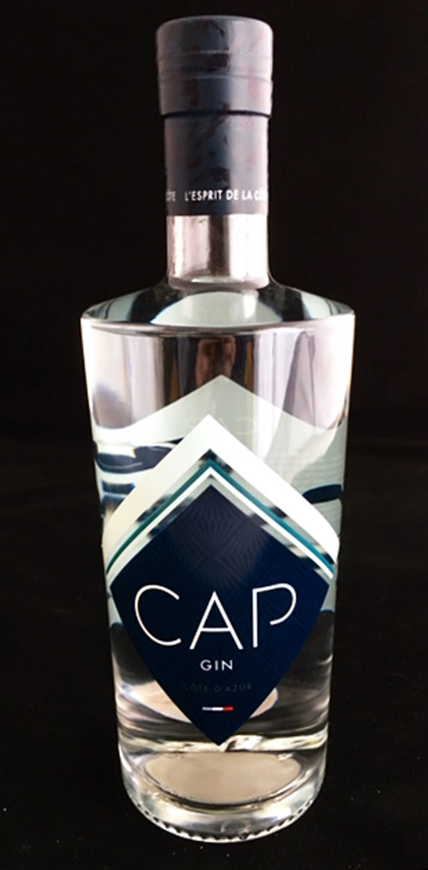 Cap Gin from the Côte d'Azur
