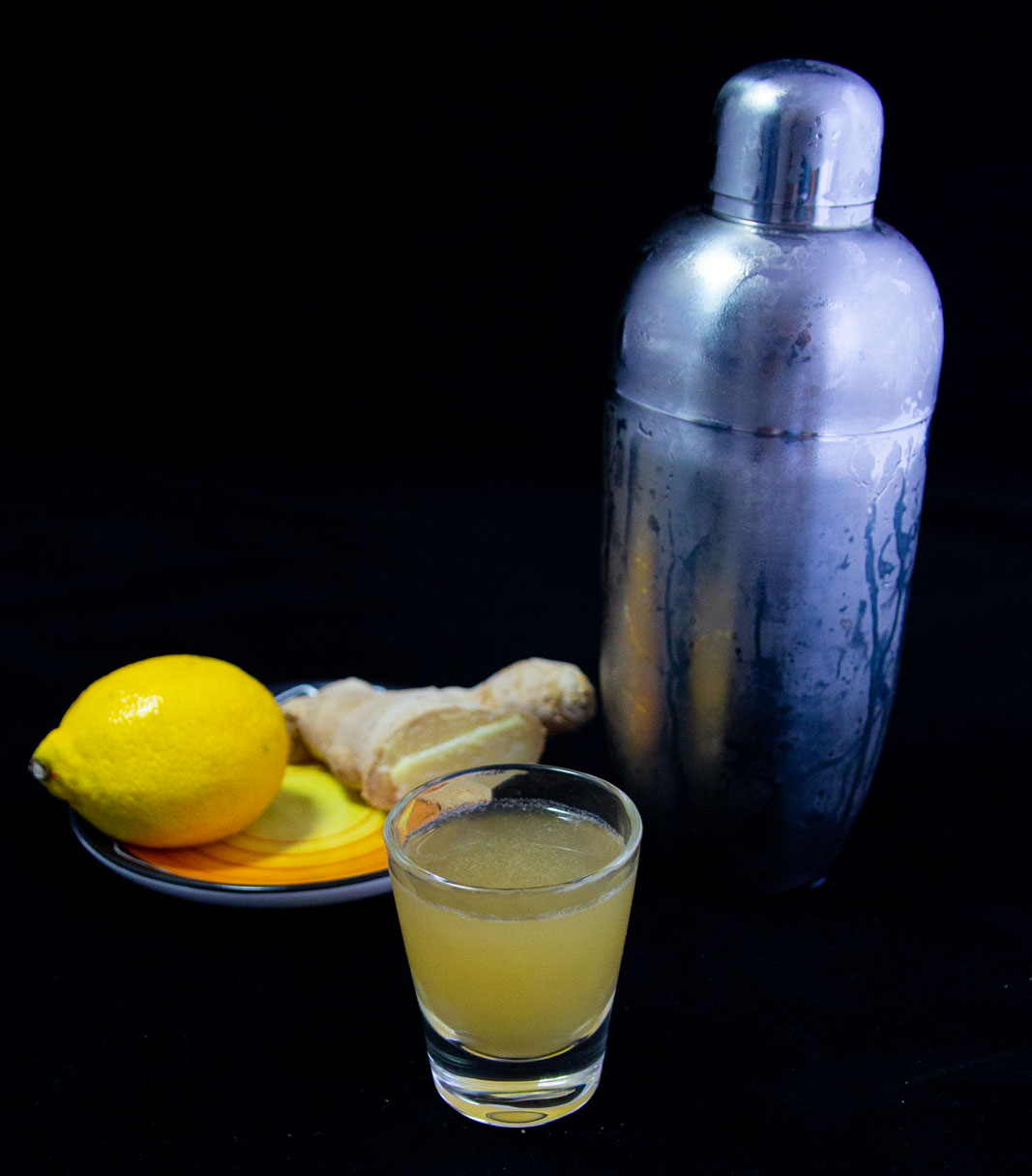 Mead Brandy Cocktail
