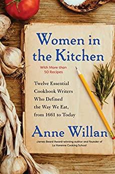 Anne Willan with Women in the Kitchen