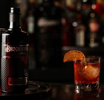 Brockmans Negroni