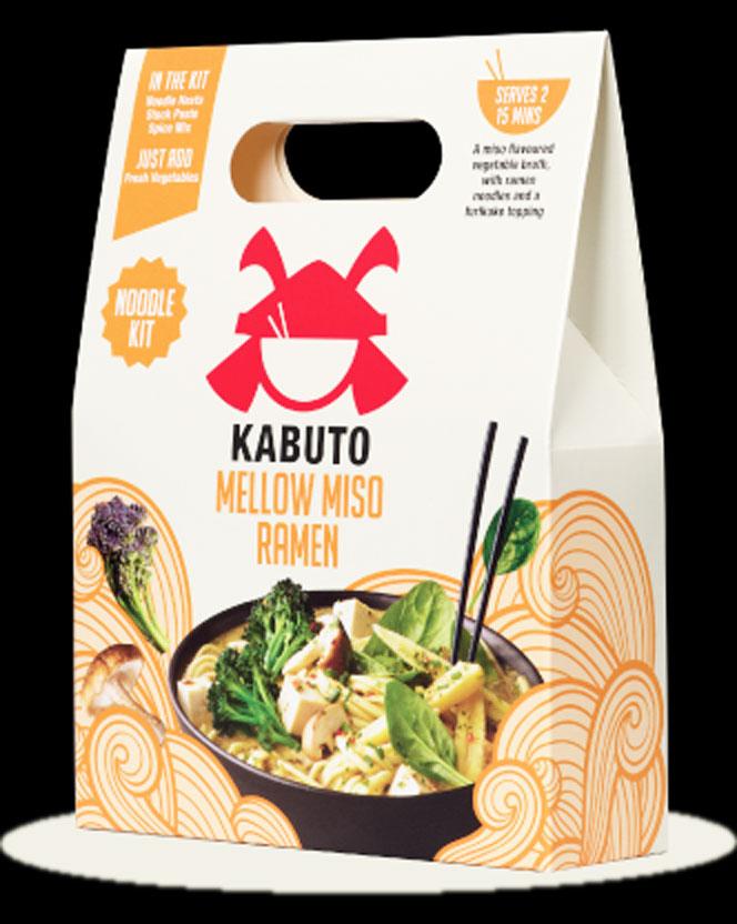 Kabuto Ramen Meal Kit