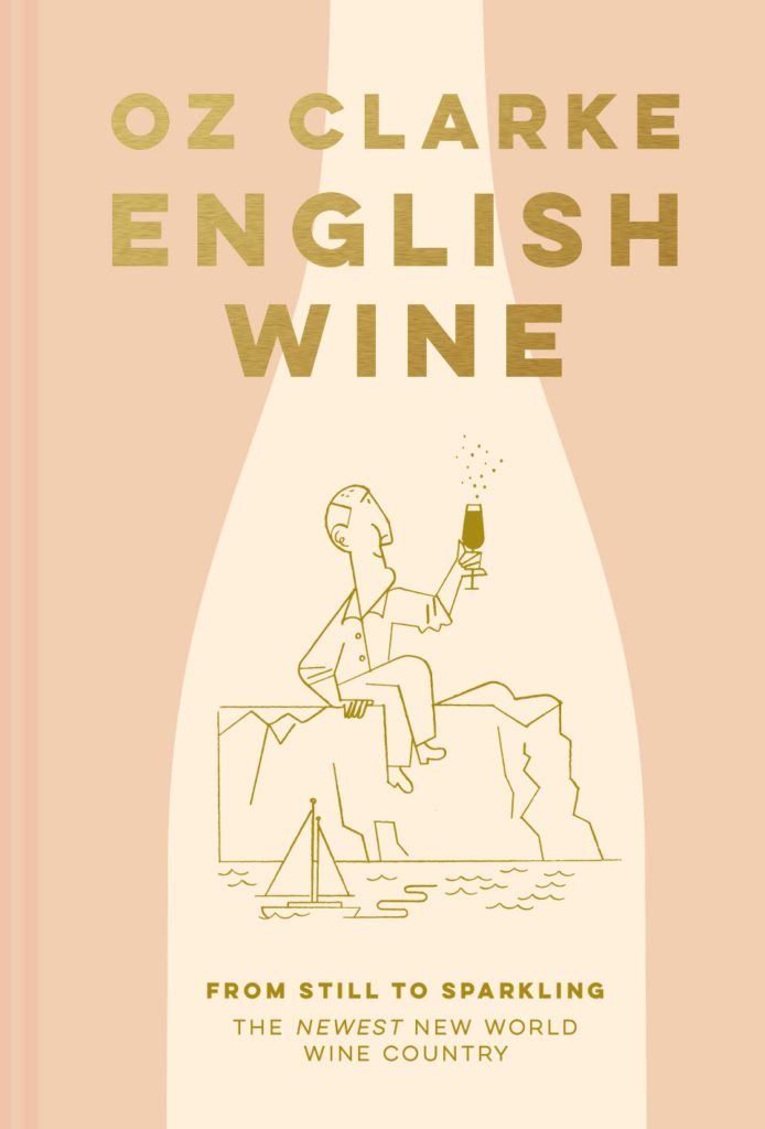 Oz Clarke on English Wine