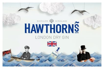 Hawthorn's Gin Helps Out