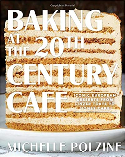 Baking at the 20th Century Café