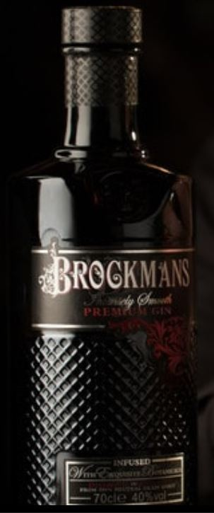Brockmans Gin and Ginger