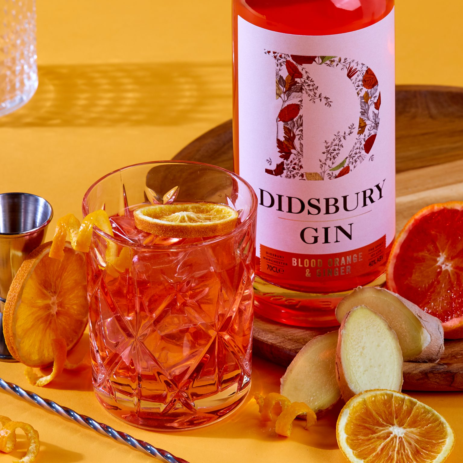 Didsbury Gin won't ruin Mother's Day