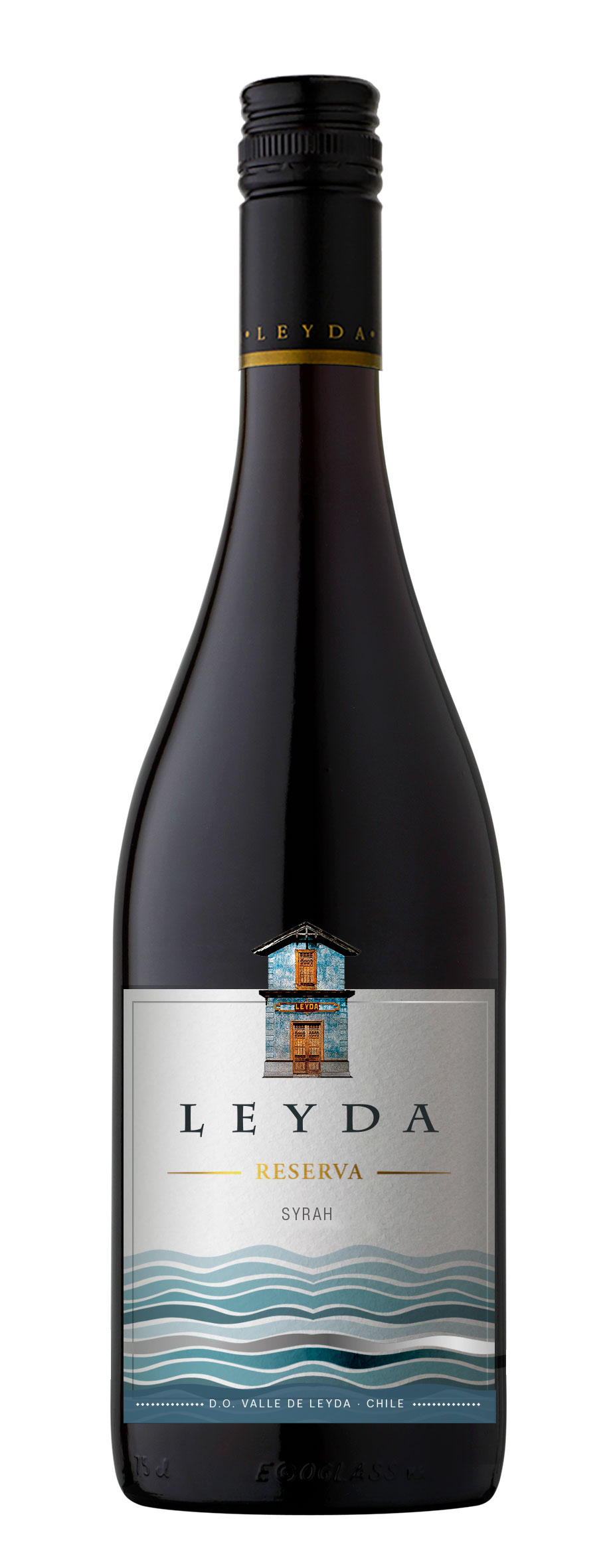 Wine Viña Leyda Reserva Syrah 2019