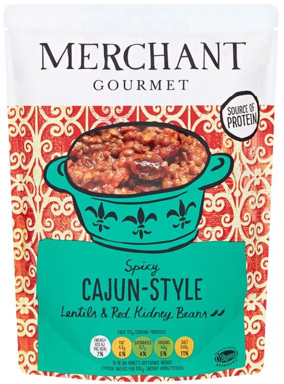 Merchant Gourmet Goes Cajun