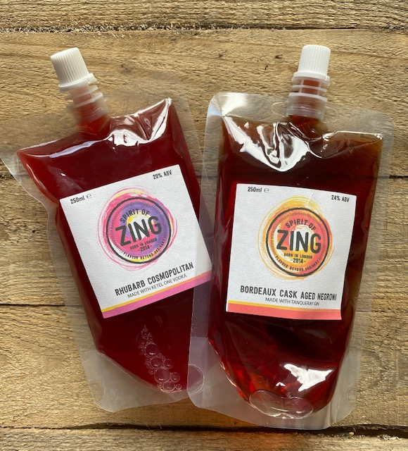 Get ready for Summer with World of Zing's Cocktail Party Pouche