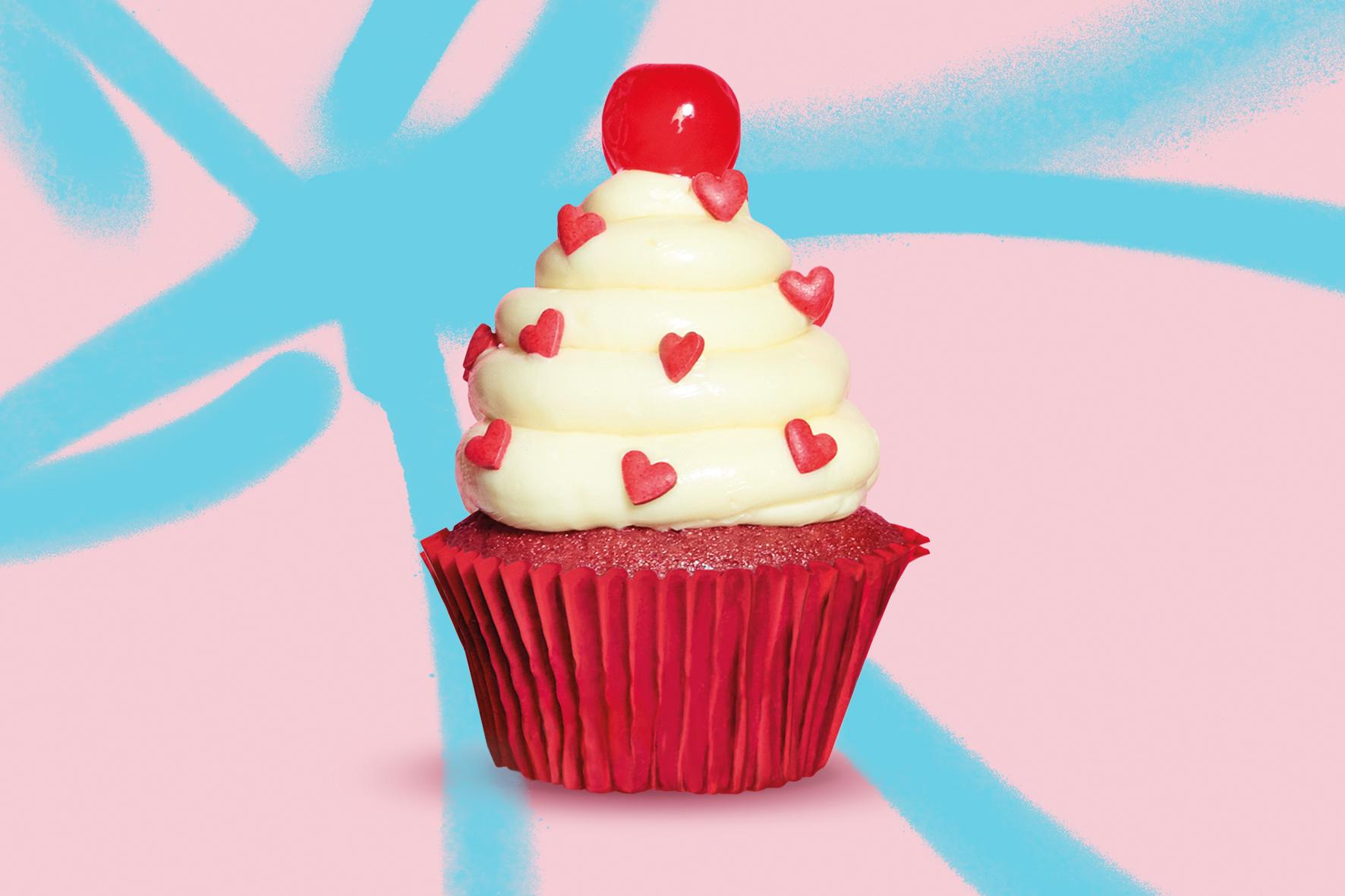 Alzheimer's Society's Cupcake Day
