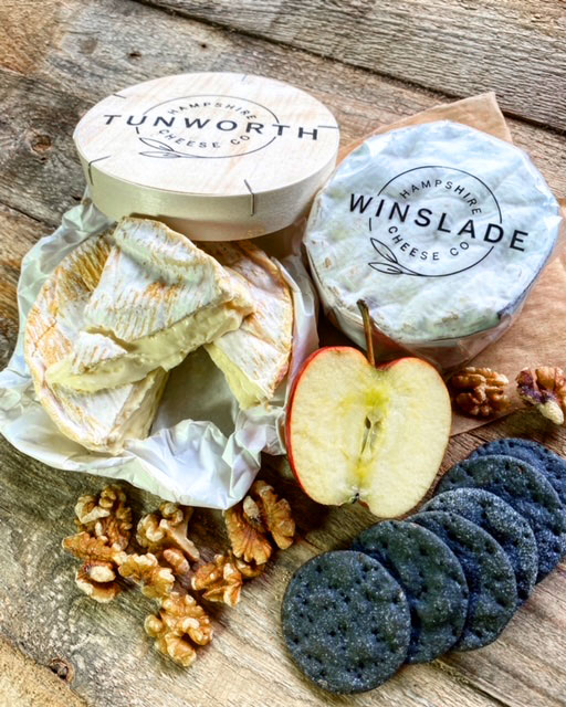 Hampshire Cheese Company – the aroma of excellence