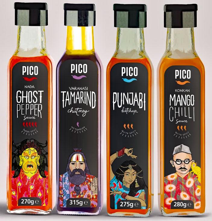 Pico – a kick of spice