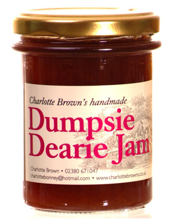 Dumpsie Dearie Jam with Afternoon Fizz