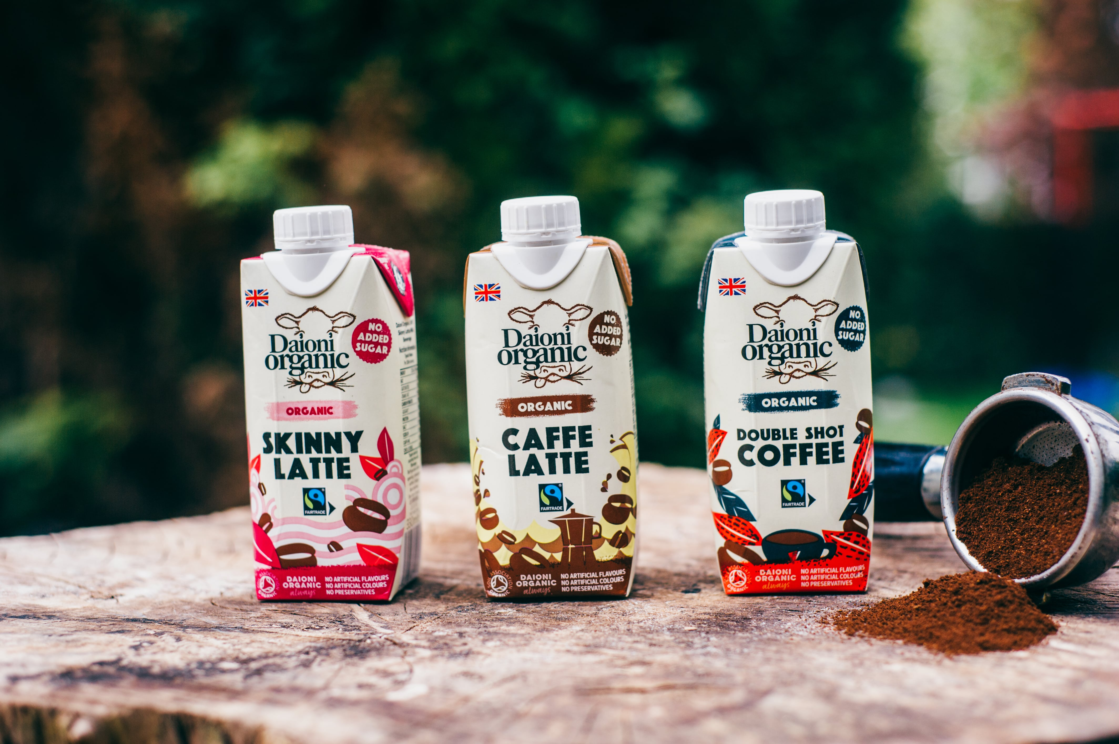 DAIONI ORGANIC LAUNCHES GOOD DAIRY READY TO DRINK COFFEE RANGE