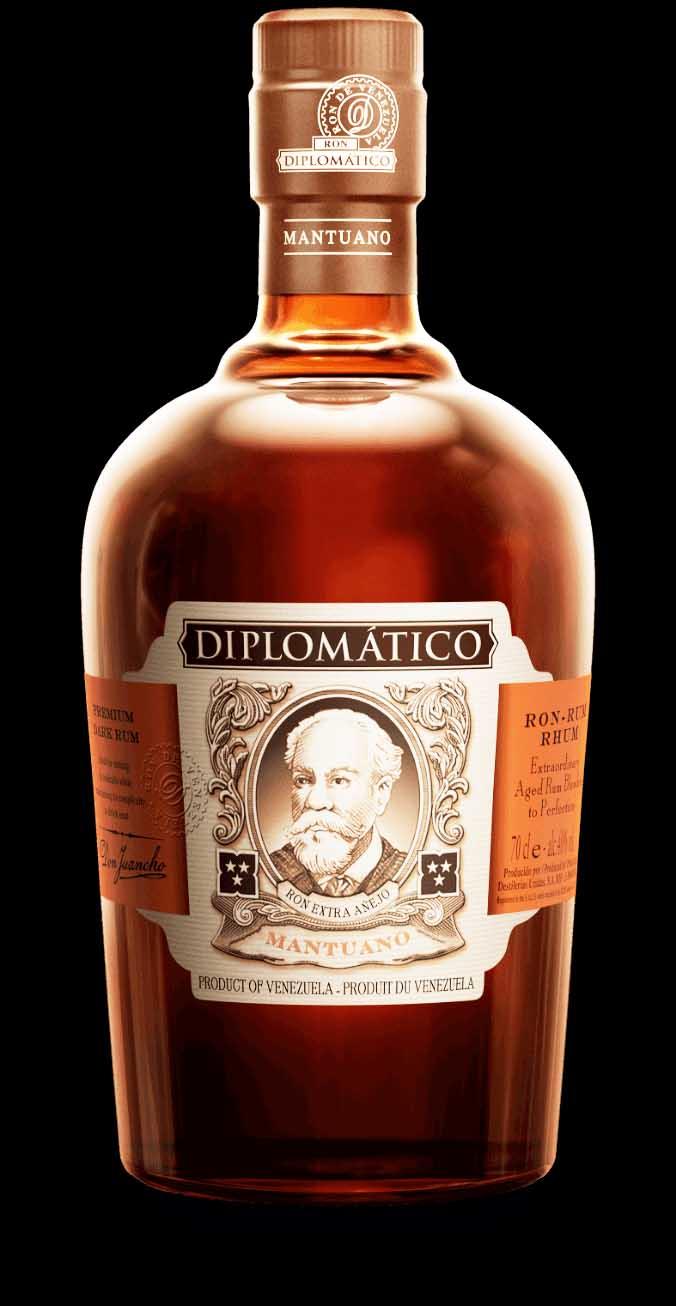 Diplomático Mantuano – a good mix