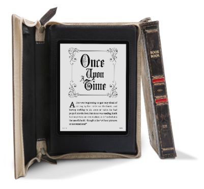 BookBook for Kindle – A Touch of Luxury
