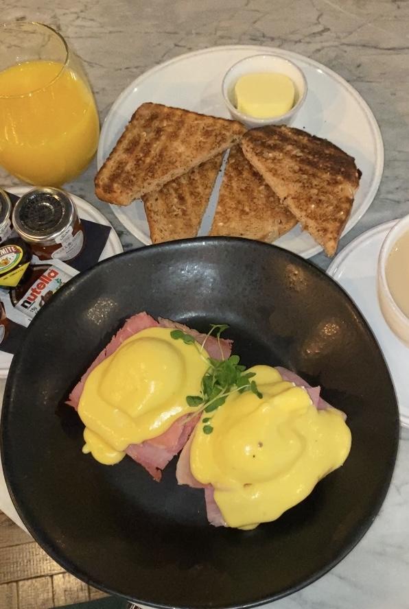 sloane place breakfast
