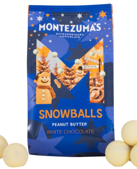Montezuma's Have Christmas Chocolate-Covered
